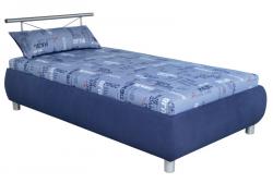 Caribic 110x200 cm, modrá