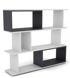 Cubix Mini, biely / grafitovo šedý