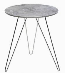 Hamilton, šedý beton