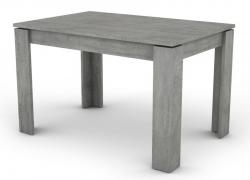 Inter 120x80 cm, šedý betón