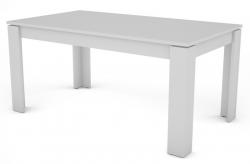 Inter 160x80 cm, biely, rozkladací
