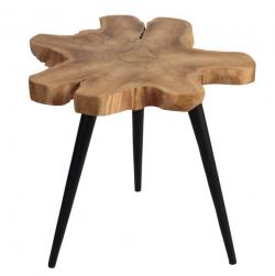 Manolo, teakové drevo