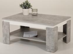 Tim 2, šedý beton/biela
