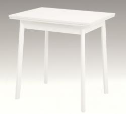 Trier II 75x55 cm, biely, rozkladacia