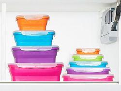 Brava Cooltops úložné nádoby, sada 5 ks