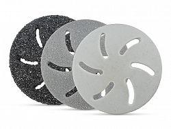 Náhradné hlavice k elektrickej brúske na chodidlá Wellneo, 3 ks